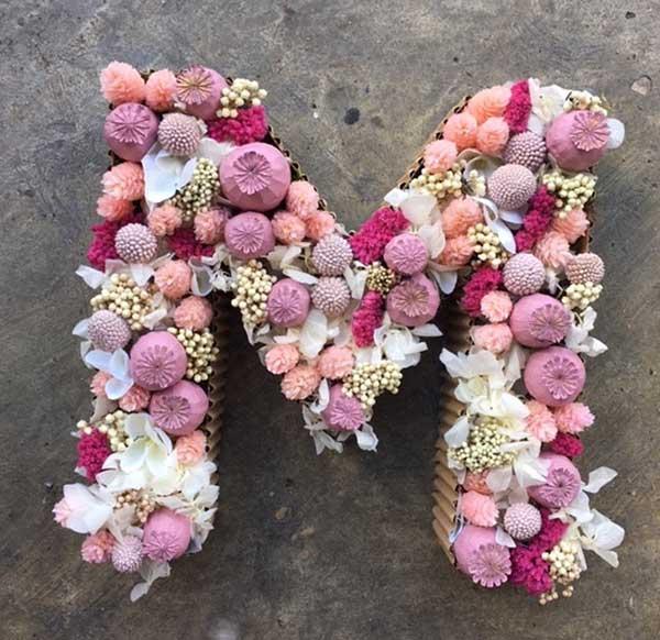 letra-flores-floristeria-almeria